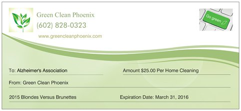 print green clean phoenix coupon for the benefit of cure for Alzheimer